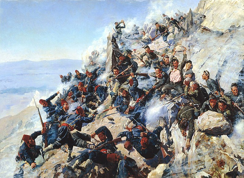 800px-The_defeat_of_Shipka_Peak,_Bulgarian_War_of_Independence.JPG